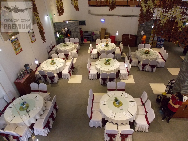 Restauracja gotowa na gości - Changsha, Chiny