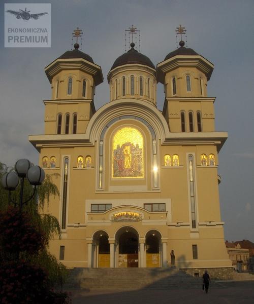Kościół wCaransebeş - Rumunia