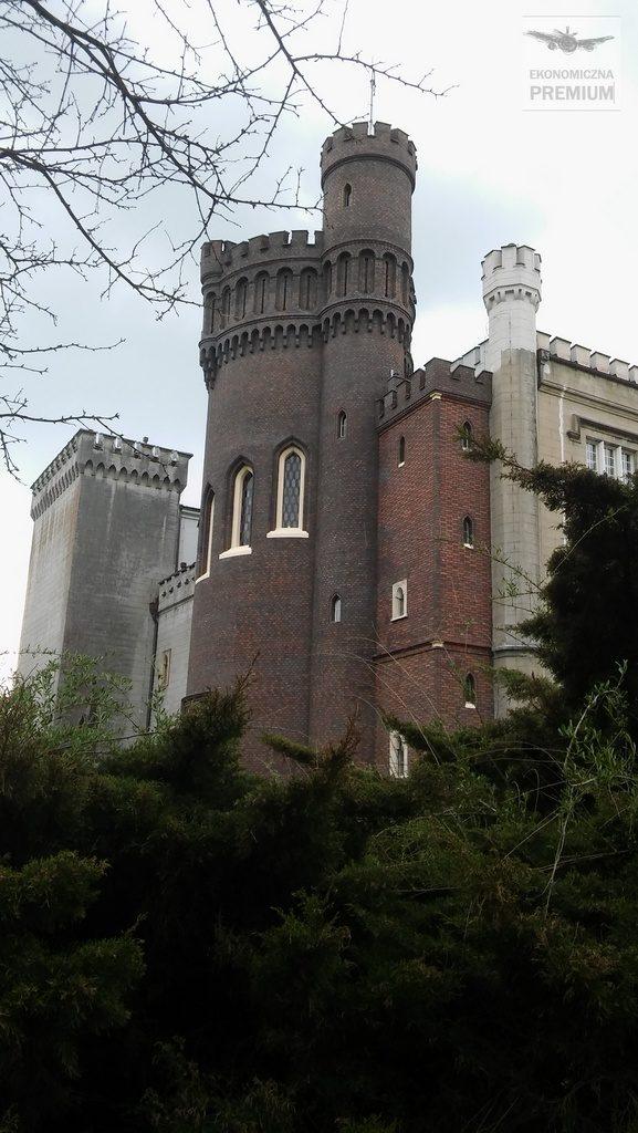 Zamek wKórniku